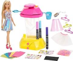 Фото Mattel Barbie Crayola Волшебное конфетти (FRP02)