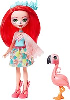 Фото Mattel Enchantimals Фламинго Фенси (GFN42)