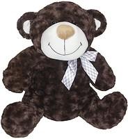 Фото Grand Toys Медведь коричневый с бантом (4801GMU)