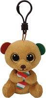 Фото TY Beanie Boo's Брелок Медвежонок Bella (35203)