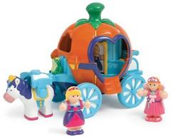 Фото WOW Пиппа и карета принцессы (10240)