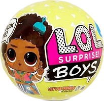 Фото LOL Surprise S3 – Мальчики (569350)