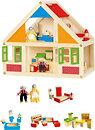 Фото Viga Toys Домик У бабушки и дедушки (56254)