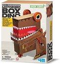 Фото 4M Eco-Engineering Динозавр из коробок (00-03387)