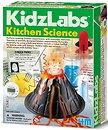 Фото 4M KidzLabs Эксперименты на кухне (00-03296)