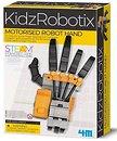 Фото 4M KidzRobotix Моторизированная роборука (00-03407)