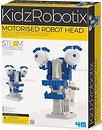 Фото 4M KidzRobotix Роботизированная голова (00-03412)