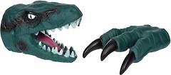 Фото Same Toy Animal Gloves Toys Динозавр зеленый (AK68623UT-1)