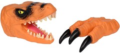 Фото Same Toy Animal Gloves Toys Динозавр оранжевый (AK68623Ut-3)