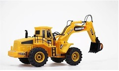 Фото Same Toy Mod-Builder экскаватор (R6015-1Ut)
