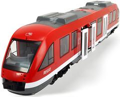 Фото Dickie Toys городской поезд (3748002)