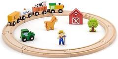 Фото Viga Toys железная дорога (51615)