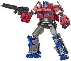 Фото Hasbro Transformers Toys Studio Series 38 Voyager Class Transformers: Optimus Prime (E0702/E4629)