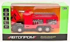 Фото Наш Автопром (1:50) пожарная машина (5001)