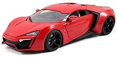 Фото Наш Автопром (1:32) Lykan Hypersport (32013)