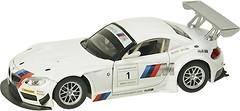 Фото Наш Автопром (1:24) BMW Z4 GT3 (68260A)