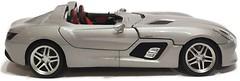 Фото Наш Автопром (1:24) Mercedes-Benz SLR McLaren Stirling Moss (68265A)