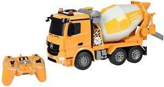 Фото Same Toy Бетономешалка Mercedes-Benz Arocs Concrete Mixer (E528-003)