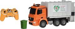 Фото Same Toy Мусоровоз Mercedes-Benz Antos Garbage Truck 1:20 (E560-003)