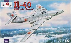 Фото Amodel Il-40 Brawny (AMO72158)