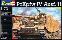 Фото Revell PzKpfw IV Ausf. H (RV03184)