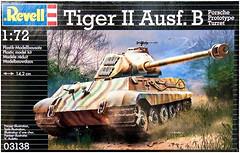Фото Revell Tiger II Ausf.B (RV03138)