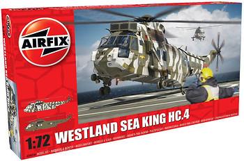Фото Airfix Westland Sea King HC.4 (A04056)