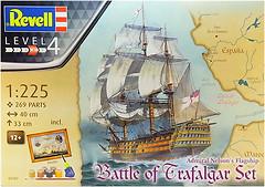 Фото Revell Admiral Nelson Flagship Battle of Trafalgar (RV05767)