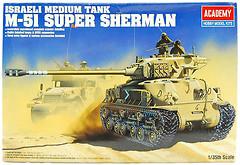 Фото Academy M-51 Super Sherman (AC1373)