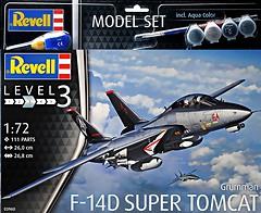 Фото Revell F-14D Super Tomcat (RV63960)