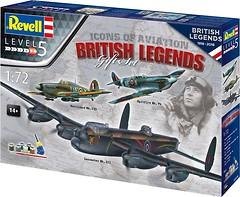 Фото Revell British Legends (RV05696)