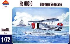 Фото AIM Fan Model Немецкий гидросамолет He-60 C-D (AIM7201)