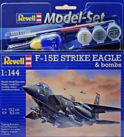 Фото Revell F-15E Strike Eagle (RV63972)