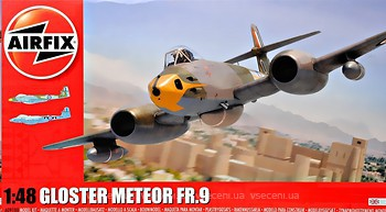 Фото Airfix Gloster Meteor FR9 (A09188)