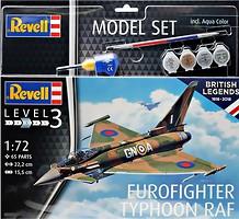 Фото Revell Model Set-Fighter Eurofighter Typhoon (RV63900)