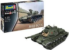 Фото Revell танк М28 Паттон (RV03287)