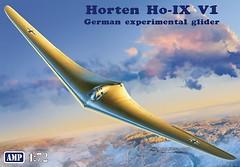 Фото AMP Horten Ho-IX V1 (AMP72007)