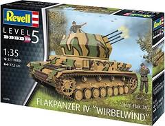Фото Revell Flakpanzer IV Wirbelwind (RVL-03296)
