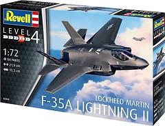 Фото Revell F-35A Lightning II (RVL-03868)