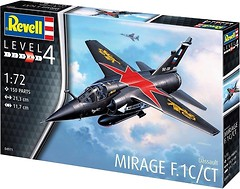 Фото Revell Dassault Mirage F.1C/CT (RVL-04971)