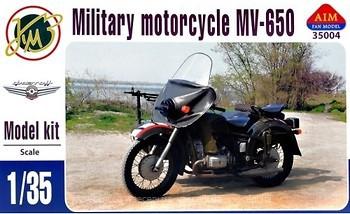 Фото AIM Fan Model MB-650 с коляской (AIM35004)