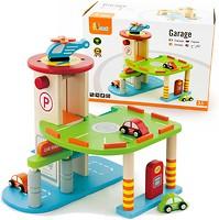 Фото Viga Toys гараж (59963)