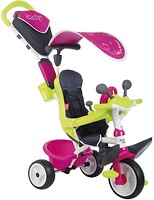 Фото Smoby Baby Driver Confort Rose (741201)