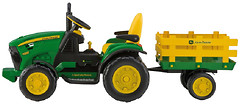 Фото Peg-Perego John Deere Ground Force