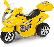 Фото BabyHit Little Racer Yellow (71627)