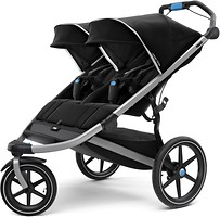 Фото Thule прогулочная Urban Glide2 Double Black (TH 10101951)