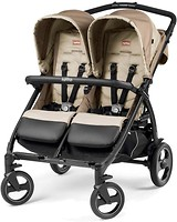 Фото Peg-Perego прогулочная Book for Two Class Beige (IP05280000SU36SU56)