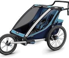 Фото Thule велоприцеп Chariot Sport 1 Blue (TH 10201013)