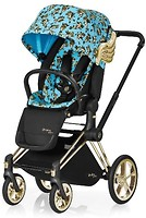 Фото Cybex Priam Lux by Jeremy Scott (прогулочная)
