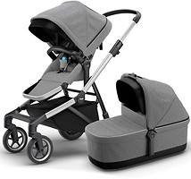 Фото Thule 2 в 1 Sleek Grey Melange (TH 11000006)